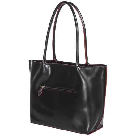 Lodis Ebony Tote Bag (For Women) in Black - Closeouts