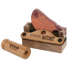 Lohman MAD Hatchet/Hawk Turkey Call Combo Kit in See Photo - Closeouts