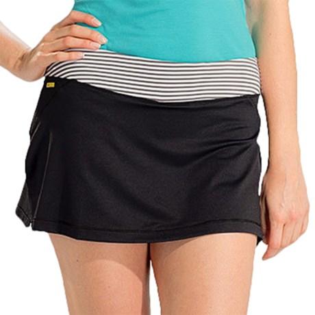 Lole 2nd Skin Langeline Skort - UPF 50+ (For Women) in Black