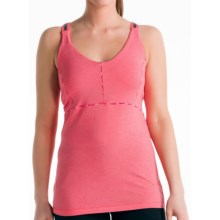 Lole 2nd Skin Warrior Tank Top (For Women) in Pink Coral - Closeouts