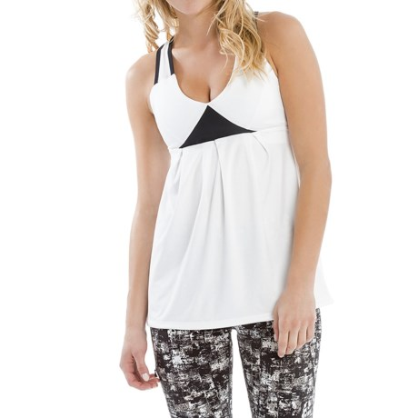 Lole Adalyn Tank Top Built In Bra (For Women)