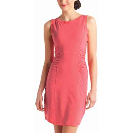 Lole Adventure Dress - Sleeveless (For Women) in Pink Coral - Closeouts
