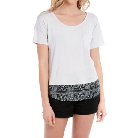 Lole Agda T-Shirt - Short Sleeve (For Women)