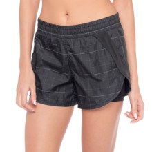 Lole Alana Shorts - Windproof, UPF 50+ (For Women) in Black - Closeouts