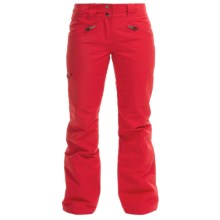 Lole Alexa Thermaglow Ski Pants - Waterproof, Insulated (For Women) in Salsa - Closeouts