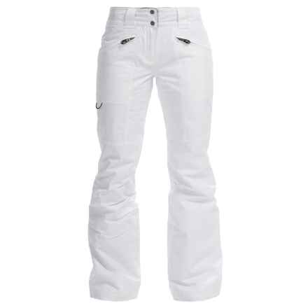 Lole Alexa Thermaglow Ski Pants - Waterproof, Insulated (For Women) in White - Closeouts