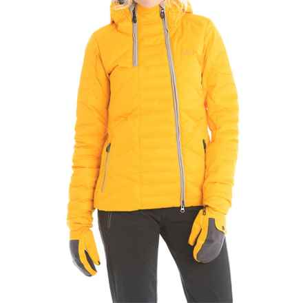 Lole Alta Downglow Down Ski Jacket - 500 Fill Power, Waterproof (For Women) in Daffodil - Closeouts