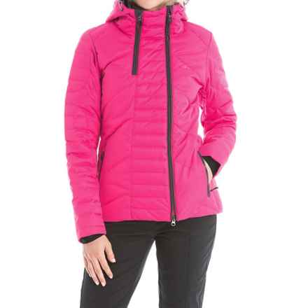 Lole Alta Downglow Down Ski Jacket - 500 Fill Power, Waterproof (For Women) in Raspberry Sorbet - Closeouts