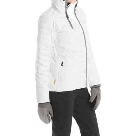 Lole Alta Downglow Down Ski Jacket - 500 Fill Power, Waterproof (For Women) in White - Closeouts