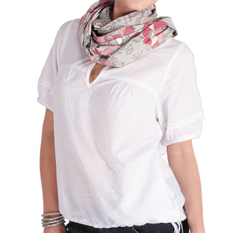 Lole Amanda Shirt - Short Sleeve (For Women) in White