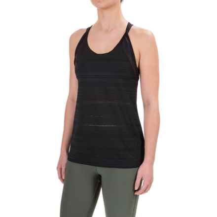 Lole Amber Tank Top - Racerback (For Women) in Black - Closeouts