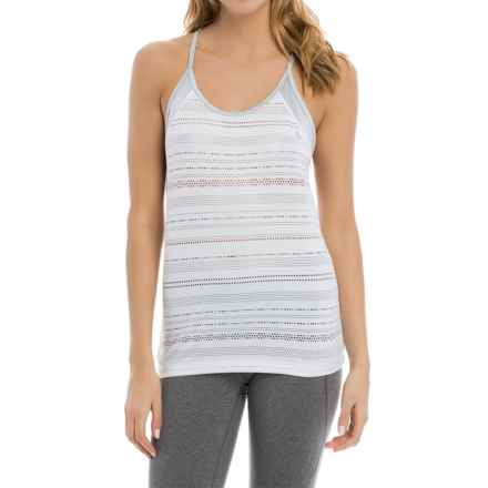 Lole Amber Tank Top - Racerback (For Women) in White - Closeouts