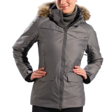 Lole Arcalis Jacket - Insulated (For Women) in Castlerock/Vanilla - Closeouts
