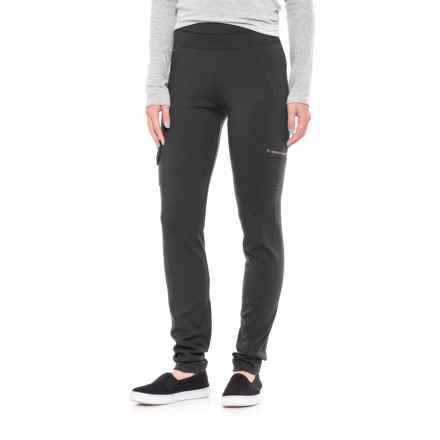 Lole Baggage Up Leggings (For Women) in Black - Closeouts