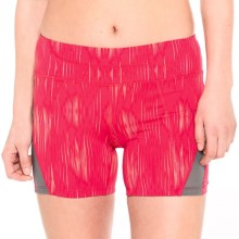 Lole Balance 2 Shorts - UPF 50+ (For Women) in Rhubarb Azteck - Closeouts