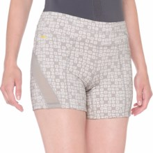 Lole Balance 2 Shorts - UPF 50+ (For Women) in Turnip Sugar Cube - Closeouts