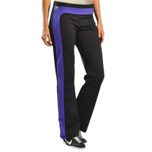 Lole Balance Pants - UPF 50+ (For Women) in Black/Spectrum - Closeouts