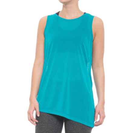 Lole Bessie Tank Top (For Women) in Artic Blue - Closeouts
