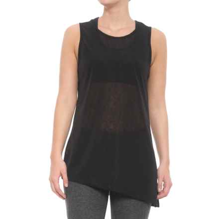 Lole Bessie Tank Top (For Women) in Black - Closeouts