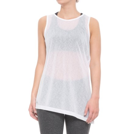 595f5d6c4a9b8 Lole Bessie Tank Top (For Women) in White - Closeouts