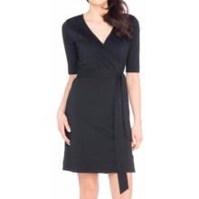 Lole Blake Dress - Elbow Sleeve (For Women) in Black - Closeouts