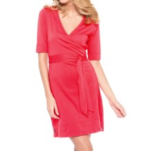 Lole Blake Dress - Elbow Sleeve (For Women) in Campari - Closeouts