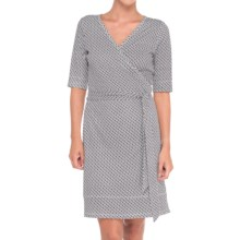 Lole Blake Dress - Elbow Sleeve (For Women) in White Sail - Closeouts