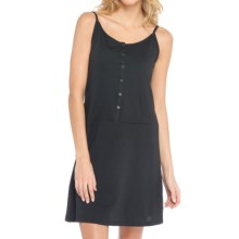 Lole Bliss Summer Slip Dress - Sleeveless (For Women) in Black - Closeouts