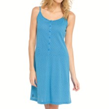 Lole Bliss Summer Slip Dress - Sleeveless (For Women) in Blue Corn Sail - Closeouts