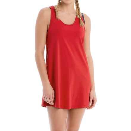 Lole Buena Tunic Shirt - Racerback, Sleeveless (For Women) in Samba - Closeouts