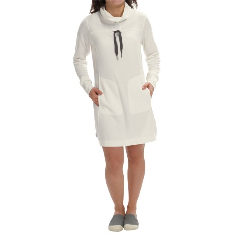 Lole Call Me Dress Cowl Neck, Long Sleeve (For Women)
