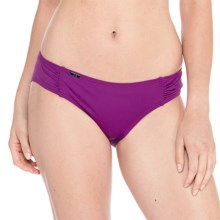 Lole Caribbean Swim Tech Bikini Bottoms - UPF 50+ (For Women) in Passiflora - Closeouts