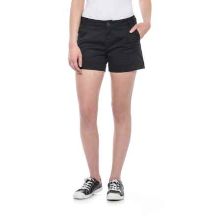 Lole Casey Shorts (For Women) in Black - Closeouts
