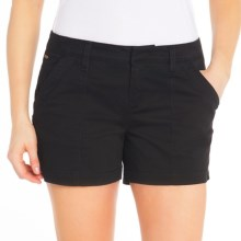 Lole Casey Shorts - UPF 50+ (For Women) in Black - Closeouts