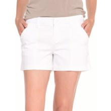Lole Casey Shorts - UPF 50+ (For Women) in White - Closeouts