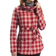 Lole Cecilia Shirt - Flannel, UPF 50+, Long Sleeve (For Women) in Sorita Thermal Plaid - Closeouts