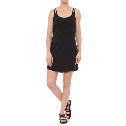 Lole Cici Dress - Sleeveless (For Women) in Black - Closeouts