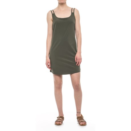 Lole Cici Dress - Sleeveless (For Women) in Lichen