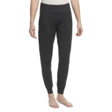 Lole Circuit 2 Pants - UPF 50+, Relaxed Fit (For Women) in Black - Closeouts