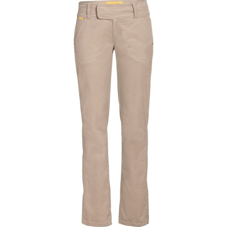 Lole Clyde Pants - Stretch Mini Cord, UPF 50+ (For Women) in Stick