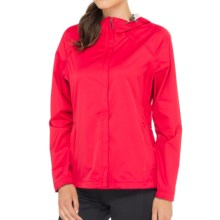 Lole Cumulus Hooded Jacket - Waterproof (For Women) in Chillies - Closeouts