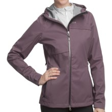 Lole Cypress Jacket - Waterproof (For Women) in Clay - Closeouts