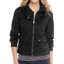 Lole Dakota Blazer - UPF 50+, Full Zip (For Women) in Black - Closeouts