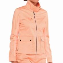 Lole Dakota Blazer - UPF 50+, Full Zip (For Women) in Cantaloupe - Closeouts