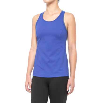 Lole Daphnee Racerback Tank Top (For Women) in Dazzling Blue - Closeouts