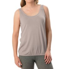 Lole Darcy Tank Top (For Women) in Shitake Heather - Closeouts