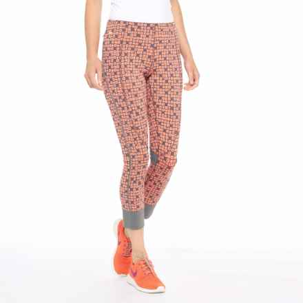 Lole Dash Pants - UPF 50+ (For Women) in Mandarino Sugar Cube - Closeouts