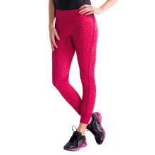 Lole Dash Pants - UPF 50+ (For Women) in Red Sea Basket Gem - Closeouts