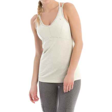Lole Dasia Tank Top - Built-In Bra (For Women) in Turnip - Closeouts