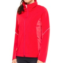 Lole Daylight Soft Shell Jacket (For Women) in Chillies - Closeouts